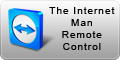 Remote Access and Support by The Internet Man using TeamViewer